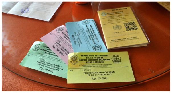 Mendapatkan Vaksinasi Meningitis di Bandung