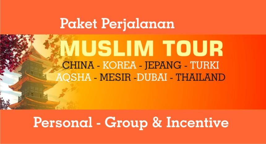 Paket Muslim Tour Bandung