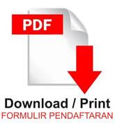 Formulir Pendaftaran Rihlah Tour Bandung