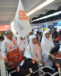 Kepulangan Bandara Soekarno Hatta