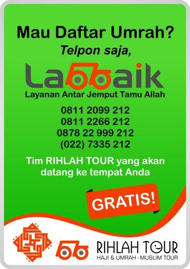 Labbaik RIHLAH TOUR