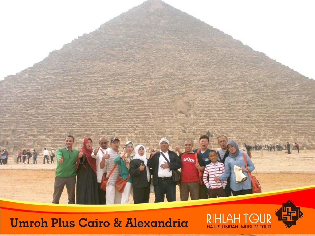 Umroh Plus Cairo Des 14