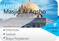 Paket Umroh Plus Aqsho