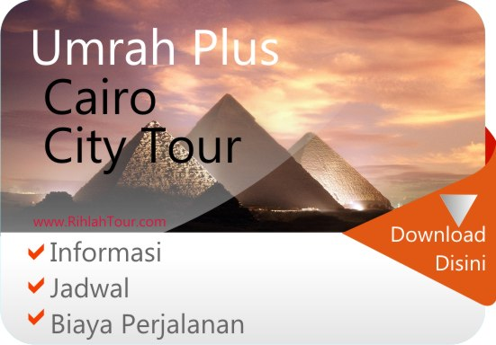 Umroh Plus Cairo