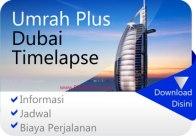 Umroh Plus Dubai