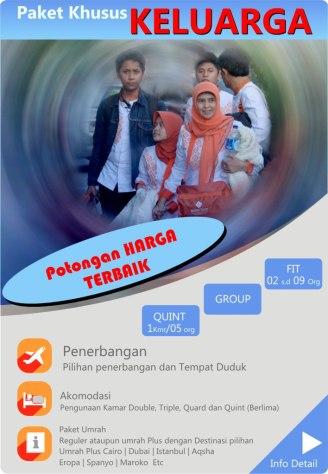 Paket Umroh Keluarga Bandung