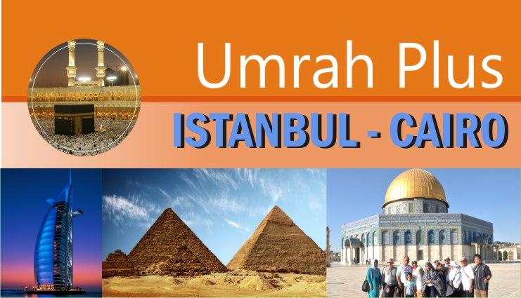 Umroh Plus Cairo Istanbul 2014  2015