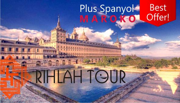 Umroh-Spanyol-Maroko