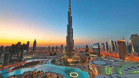 Burj khalifa dalam UMROH Plus DUbai