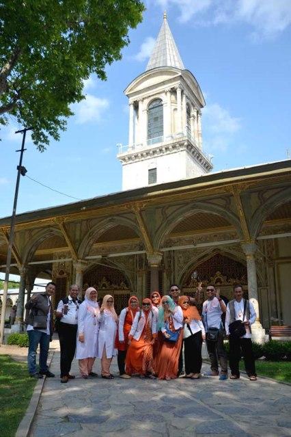Tour Umroh Plus Toppkapi Palace Istanbul