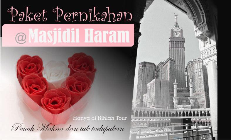 Umroh Nikah di Masjidil Haram