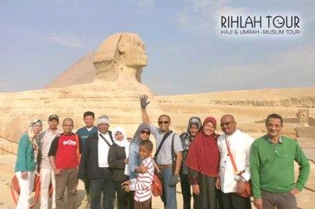 Perjalanan Umroh Plus Cairo