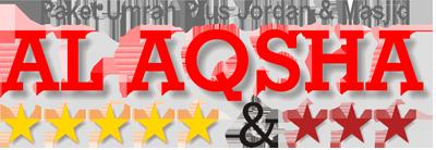Paket Umroh Plus  Aqsha logo Jadwal