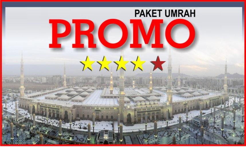 Paket Umroh  Promo Langsung Madinah