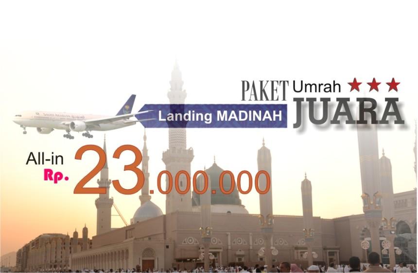 Paket Umrah Murah di Bandung 2016