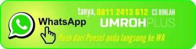 Umroh Plus Hubungi Travel Bandung