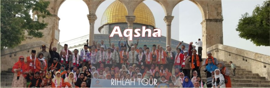umroh Plus Masjidil Aqsha di tahun 2017