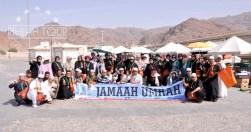 Jabal Uhud dan Group Rihlah Tou