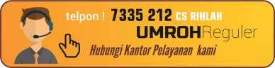 Hubungi Travel Umroh di Bandung
