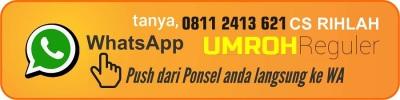 Info Umroh tahun 2018 Bandung di