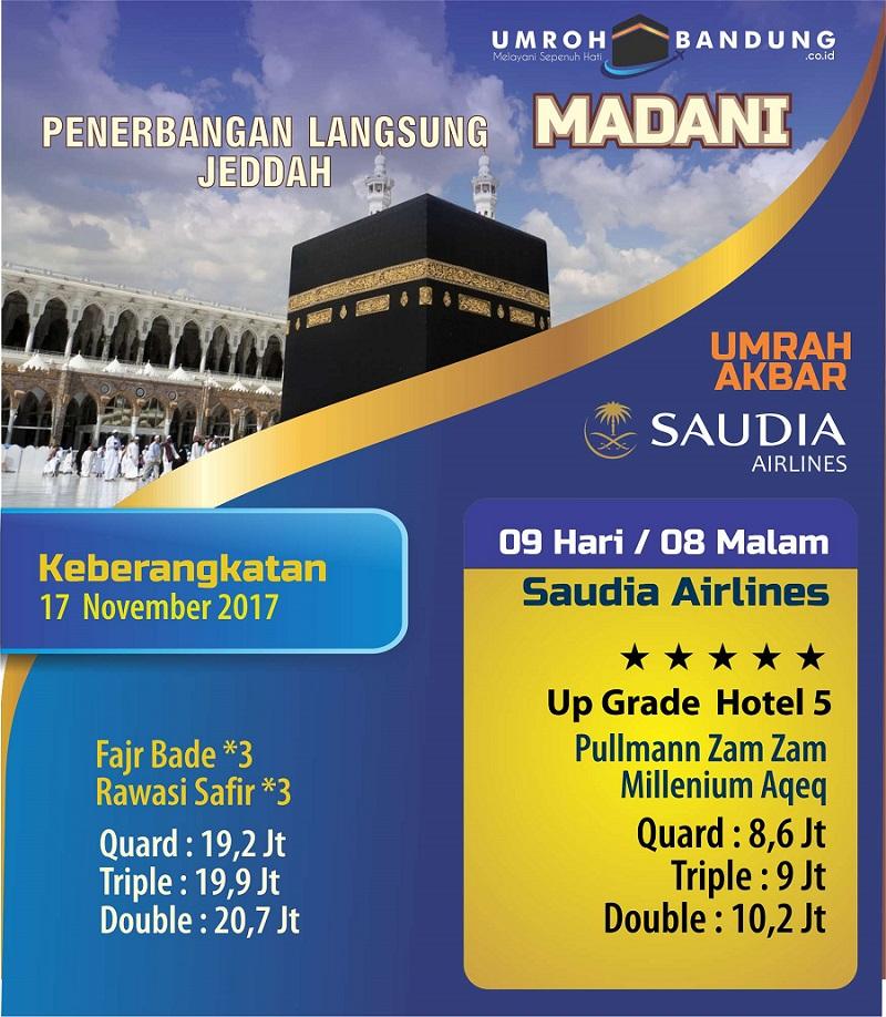 Langsung Makkah Umroh Med