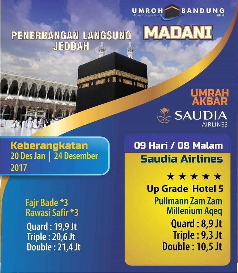 Langsung Makkah Umroh Murah Desember