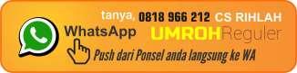 Travel Umroh Bandung hubungi