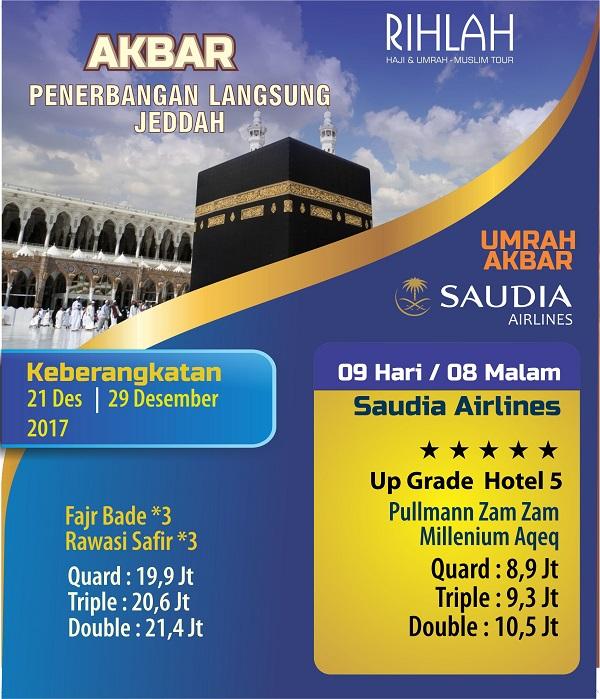 Akbar umroh Bandung