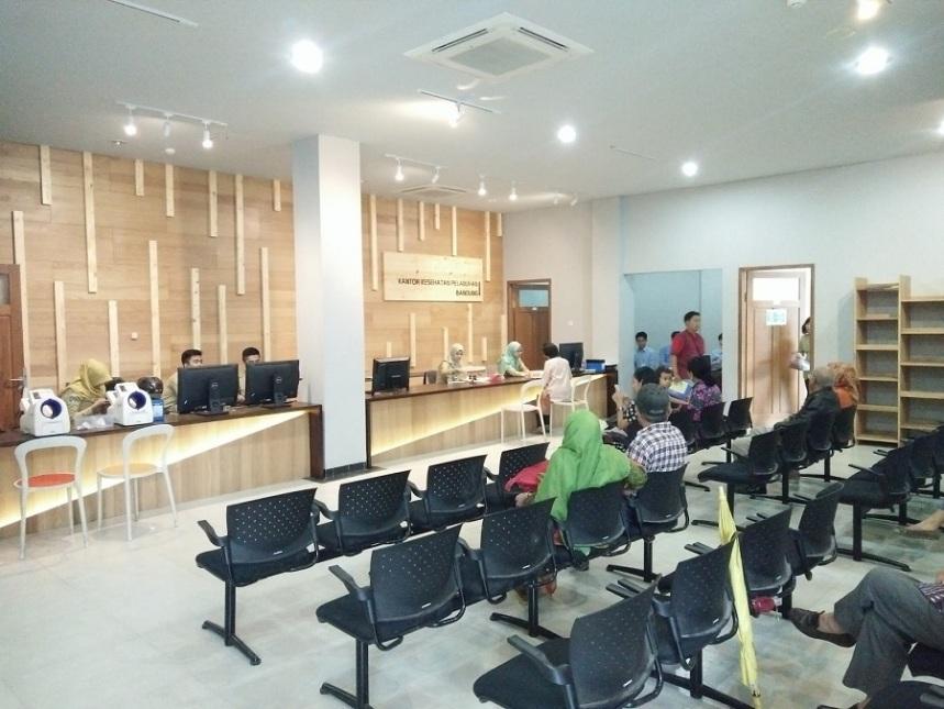 Pelabuhan Kantor Kesehatan Bandung