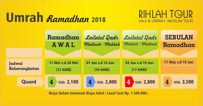 Ramadhan Umroh 2018 Bandung